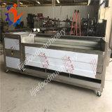 Machine en brosse à haute production de lavage et d'écaillement de pomme de terre