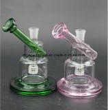 een verscheidenheid van Kleuren van de Rokende Pijpen van het Glas