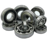 Auto를 위한 High-Precision Mute Auto Deep Groove Ball Bearing 6009 2RS