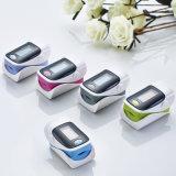 Hoge kwaliteit kleurrijke Fingerclip-oximeter CE FC-oximetrie SpO2 fingertip Pulsoximeter