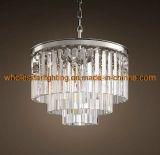 De klassieke Ronde Lamp van de Tegenhanger van het Kristal (whg-630)