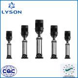 50Hz/60Hz Pluriétagé Vertical Pompe à eau centrifuge pour bâtiment élevé