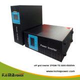 Zysw-Ts 600-1500va venda quente off-grid Home Inversor de Energia Solar híbrido com o controlador
