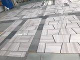 Carrelage de marbre Patterns découpées à format dalle de comparaison de livre