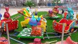 Atracciones ejecutando caballo Mini vía paseos en tren en venta