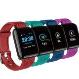 2019 de nieuwe Kleurrijke Armband van de Sporten van de Vertoning OLED HD D13 Slimme met de Monitor van het Tarief van het Hart
