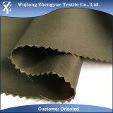 Tela impermeable del shell de la tela cruzada del nilón del 100% para la chaqueta de bombardero