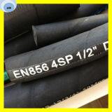 Haute Qualité la norme DIN 20023 fr 856 4sp Multispiral le flexible hydraulique
