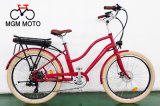 ville Electric Bike de Fat de 500W Big Power Retro Style