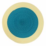 Farben pp. gesponnenes Placemat für Tischplatte