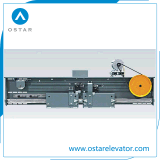 Ascensor de puertas automático de automóviles el operador con controlador de puerta Vvvf (OS31-01)