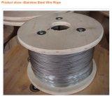 제조자 저가를 가진 Elctro에 의하여 직류 전기를 통하는 스테인리스 철강선 밧줄