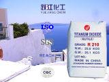 Prix économique Peinture Utiliser TiO2 Rutile Grade / Titanium Dioxide Powder