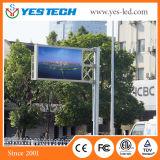 Cores exteriores P6.25mm display LED de estrada de tráfego