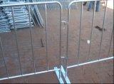 Barriera ad alta resistenza di controllo di folla/barriera d'acciaio smontabile