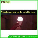 Überzogenes Aluminiumbirnen-Plastiklicht 7W der dringlichkeitsled