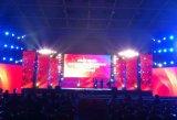 640 x 640mm P16, P10. P8 Affichage LED de plein air Location moulé affichage LED