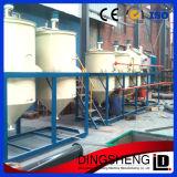 De Machine van de Raffinage van de Palmolie van de sojaboon/van de Zonnebloempit/van het Katoenzaad