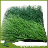 Double herbe artificielle de couleurs pour le soccer intérieur