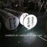Вакуумный пластиковый рекламы открытый ресторан Тин круглые квадратные светодиодные лампы в салоне
