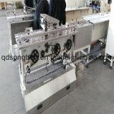 De Verpakkende Machine van de Staaf van het graangewas met het Auto Opruimen en Voeder