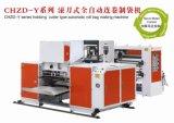 Chzd-Y Fresagem Cutter Type máquina de fazer Saco automática de rolo