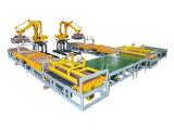 Máquina automática do ajuste do tijolo para o tijolo que faz a linha de produção