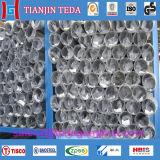 装飾のためのステンレス鋼の溶接された管201