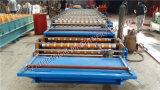 ロシアの屋根の機械を形作る鋼鉄二重層ロール