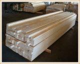 LVL de faisceau de peuplier/pin/bois dur utilisé pour le faisceau/bâti/palette de porte