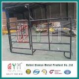 Heavy Duty cheval portable amovible galvanisé/ Panneau de clôture de bovins