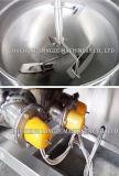 Caldera de cocinar eléctrica comercial con el mezclador para el turrón