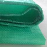 別のカラーおよびサイズのPEの防水シート建築材料のために使用する