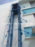 La Guía vertical de la construcción de la máquina de elevación para levantar el hormigón