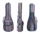 Ткани миниое Guitarbag вышивки Ukulele этнические
