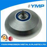 ODM Torno CNC de aluminio mecanizado de piezas usadas para labios