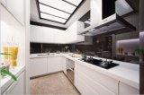 Armadio da cucina di legno della nuova lacca all'ingrosso di disegno Yb1707023