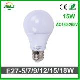 Comercio al por mayor de buena calidad LED SMD2835 15W Bombilla redonda