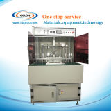 Тип жара Turntable 4 станций Top-Side - машина запечатывания для батареи лития