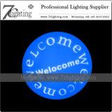indicatore luminoso del proiettore del Gobo del proiettore di marchio di 50W LED mini (personalizzare il GOBO)