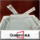 Het witte Poeder bedekte het Gegalvaniseerde Drywall van het Staal Comité van de Toegang AP7020 met een laag