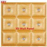 Panneau de mur 3D acoustique