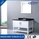 Governo di legno di vanità della stanza da bagno della casa dell'hotel di stile semplice di alta qualità