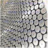鋼鉄バブル・キャップの皿の蒸留塔の蒸留塔