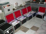 Kit de test d'huile Bdv avec tension 60kv 80kv et 100kv