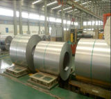 コイルまたは冷間圧延された鋼鉄コイルの亜鉛によって塗られる電流を通された鋼鉄ストリップ