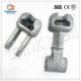 Forged Steel Galvanized Pole Line Hardware / Linha de Transmissão Hardware