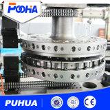 Tipo do servo na torre do CNC Máquina de perfuração com índice automático