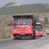 Sinotruk Hova u. HOWO 6X4 Bergbau-Kipper-Preis des Gebrauch-70ton