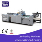 Hot en plastique Melt Roll Laminating Machine pour Books